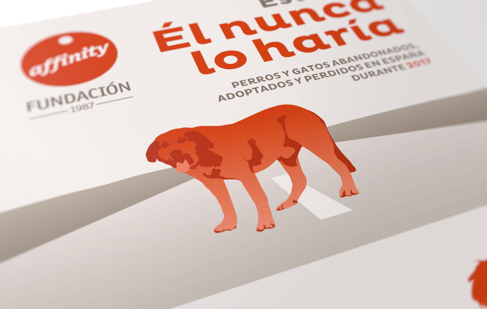 """Resultados del Estudio del abandono en España 2018"""" - Fundación Affinity"""