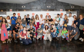 cine pet friendly en Madrid con la Fundación Affinity y Cinesa