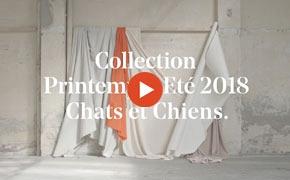 Collection Printemps / Été 2018 chiens et chats #PasUneMode