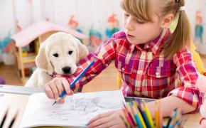 perros pueden ayudar a los niños con déficit de atención (TDAH)