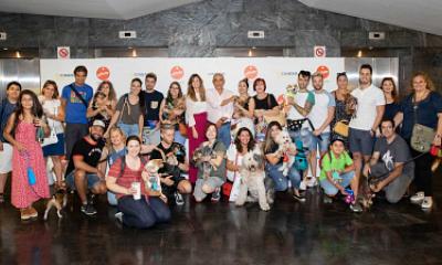 cine pet friendly en Madrid con la Fundación Affinity y Cinesa