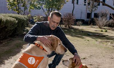 Terapias Asistidas con perros en prisiones: testimonios de los internos